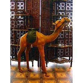 Верблюд шкіра (105х90х25 см)