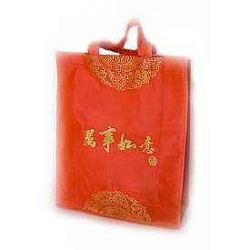 Подарунковий Пакет з тканини (38х31х11 см)