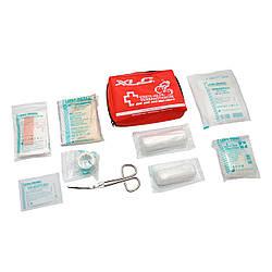 Аптечка першої допомоги велосипедна XLC FA-A01, 15х50х100мм, DIN13167
