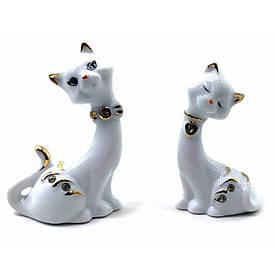 Кішки пара порцелянові (8х5х3 см)