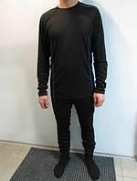 Мужское термобельё Catmandoo 832832 (060) черно-синее код 450 Б