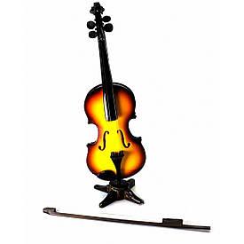 Скрипка миниатюра (17,5х5,5х3 см)A