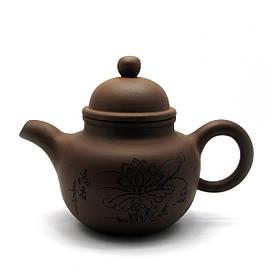 Глиняний Чайник (1100 мл)(17,5х24х13 см)