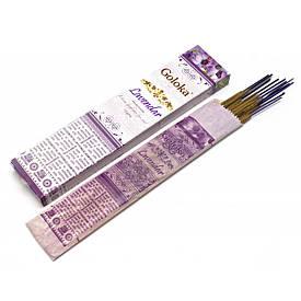 Lavendar (Лаванда)(15 gms) (12 шт/уп) (Goloka) пыльцовое пахощі