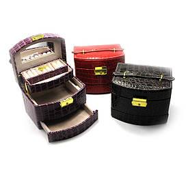Скриня для біжутерії (15х12,5х11,5 см)