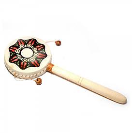 Барабан трещітка (20х8х2 см)