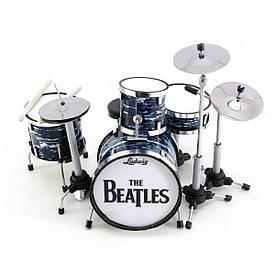 "Барабанна установка ""Beatles"" (13х13х11 см)"