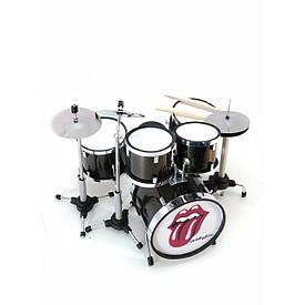 """Барабанна установка """"Rolling Stones"""" (13х13х11 см)"""