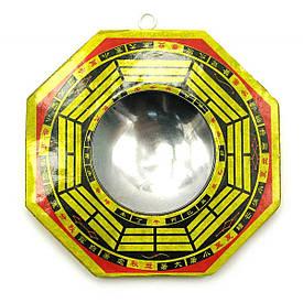 "Дзеркало багуа (4"")(10,5х10,5 см)"