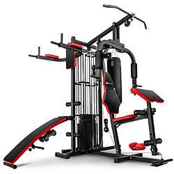 Силовая станция Hop-Sport HS-1054K для дома и спортзала с нагрузкой до 120 кг