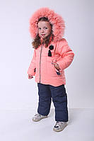 Зимний костюм для девочки, фото 1