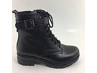 Кожаные ботинки Деми г. Днепр