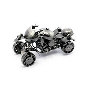 """Техно-арт """"Квадроцикл"""" метал (14,5х8,5х7,5 см)"""