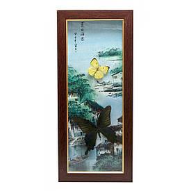 Метелики в рамці (47х20,5х3 см)