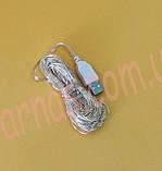 Мини гирлянда 10м white USB, фото 2