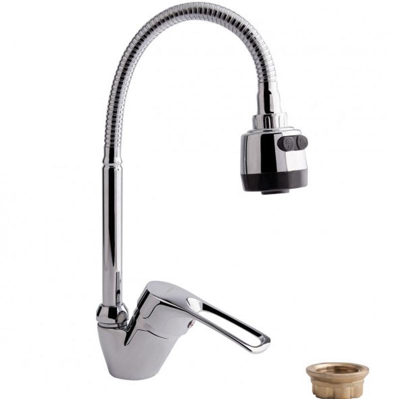 Смесители для кухни Sanitary Wares Смеситель для кухни Sanitary Wares G-Ferro Hansberg 008F-1