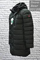 Мужское зимнее пальто фирмы Snow Bears