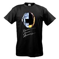 Футболка Daft Punk (Дафт Панк)