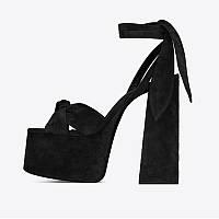 Youmaiti летние сандалии на очень высоком каблуке на толстом каблуке водонепроницаемая платформа рыбий рот ноги кольцо ремень модная золотая женская