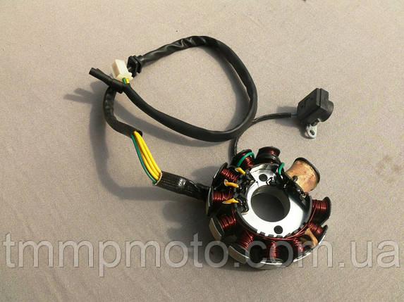 Генератор GY-6-125-150  11-катушек 3 фазы, фото 2