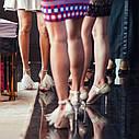 Банкетные туфли невесты со стразами и перьями, летние сандалии жемчугом, туфли на высоком каблуке с жемчугом, фото 3
