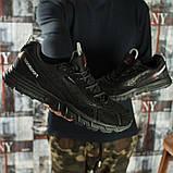 Кросівки чоловічі 10121, BaaS Baasport, чорні, [ 43 44 ] р. 44-28,5 див., фото 6