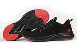 Кросівки чоловічі 10331, BaaS Ploa Running, чорні, [ 43 44 ] р. 44-28,5 див., фото 6