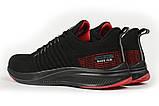 Кросівки чоловічі 10331, BaaS Ploa Running, чорні, [ 43 44 ] р. 44-28,5 див., фото 9