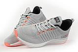Кросівки чоловічі 10334, BaaS Ploa Running, сірі, [ 43 44 ] р. 44-28,5 див., фото 8