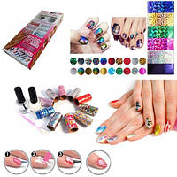 Набор для дизайна ногтей Fab Foils (Фаб Фолс)