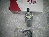 Электро бензонасос низкого давления для карбюраторных авто KSN ваз,заз и т.д., фото 4