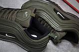 Кросівки жіночі 14421, Nike Air Max 98, хакі, [ 38 40 ] р. 38-24,3 див., фото 6