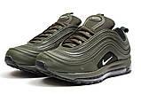 Кросівки жіночі 14421, Nike Air Max 98, хакі, [ 38 40 ] р. 38-24,3 див., фото 7