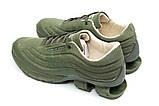 Кросівки чоловічі 14735, Adidas Porsche Desighn, зелені, [ 45 ] р. 45-29,0 див., фото 8