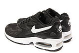 Кросівки чоловічі 15233, Nike Air Max, чорні, [ 42 44 45 ] р. 44-27,7 див., фото 8