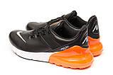Кросівки чоловічі 15287, Nike Air 270, чорні, [ 41 42 46 ] р. 42-27,0 див., фото 8