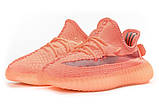 Кросівки жіночі 17562, Adidas Yeezy, рожеві, [ 36 39 41 ] р. 39-25,0 див., фото 7