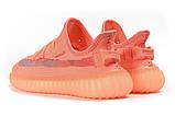 Кросівки жіночі 17562, Adidas Yeezy, рожеві, [ 36 39 41 ] р. 39-25,0 див., фото 9