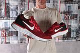 Кросівки чоловічі 16104, Nike Epic React, червоні, [ 43 44 ] р. 44-28,8 див., фото 6