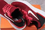Кросівки чоловічі 16104, Nike Epic React, червоні, [ 43 44 ] р. 44-28,8 див., фото 8