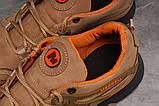 Кроссовки мужские 17721, Merrell Vibram, коричневые, [ 42 ] р. 42-28,0см., фото 7