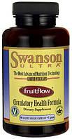 Защита от тромбов - формула здорового кровообращения ФрутФлоу, 1000 мг 90 капсул
