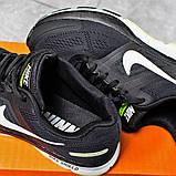 Кросівки чоловічі 16153, Nike Pegasus 30, чорні, [ 44 ] р. 44-28,5 див., фото 8