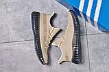 Кроссовки мужские 16232, Adidas Sply-350, бежевые [ 44 45 ] р.(44-27,2см), фото 8
