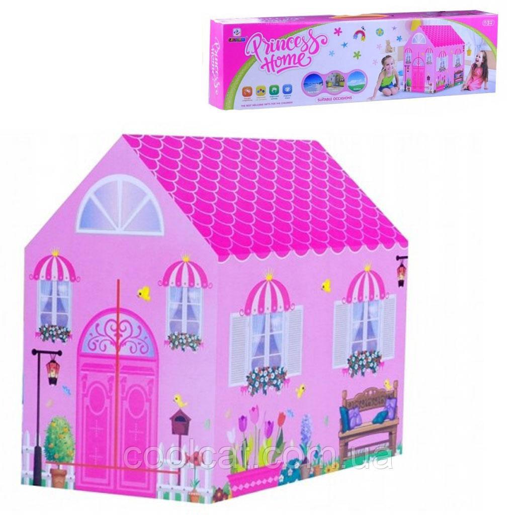 Детская Палатка Princess Home / Палатка детская Домик принцессы