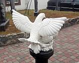 Скульптуры голубей. Скульптура из полимера Голуби 30*41 см, фото 3