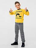 Костюм (свитшот+брюки) для мальчикаТМ Смил, 117239/117240  7-14 лет, фото 2