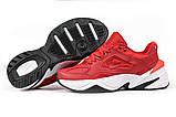 Кросівки жіночі 16963, Nike Air, червоні, [ 38 39 40 41 ] р. 38-24,0 див., фото 6