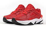 Кросівки жіночі 16963, Nike Air, червоні, [ 38 39 40 41 ] р. 38-24,0 див., фото 7