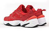 Кросівки жіночі 16963, Nike Air, червоні, [ 38 39 40 41 ] р. 38-24,0 див., фото 9